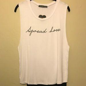 Spread Love Tank